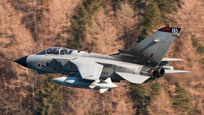 ZA404 - Panavia Tornado GR.4A - United Kingdom - Royal Air Force (RAF)