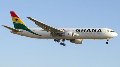 TF-LLA - Boeing 767-366(ER) - Ghana International Airlines (Icelandair)