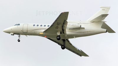 P4-JET - Dassault Falcon 50EX - Global Jet Luxembourg