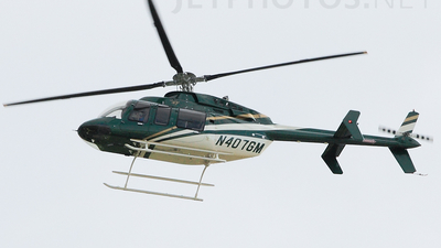 N407GM - Bell 407 - Copter Lease