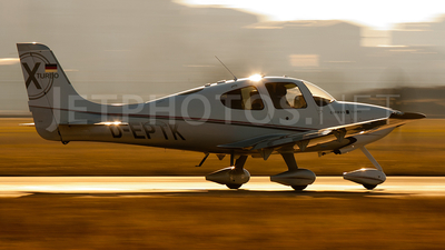 D-EPTK - Cirrus SR22-GTSx Turbo - Private