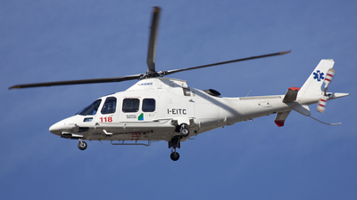 A picture of IEITC - Agusta A109S Grand - [22007] - © Fabio De Nicola