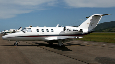 A picture of PRVGD - Cessna 525 CitationJet CJ1 - [5250120] - © Bruno Orofino