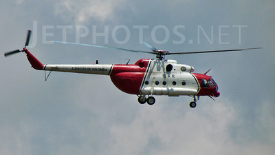 EJC-3375 - Mil Mi-17 Hip - Colombia - Army
