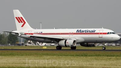 PH-MPD - Airbus A320-232 - Martinair