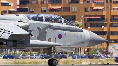 ZG714 - Panavia Tornado GR.4A - United Kingdom - Royal Air Force (RAF)