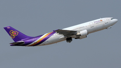 HS-TAK - Airbus A300B4-622R - Thai Airways International