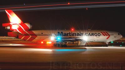PH-MCR - McDonnell Douglas MD-11(CF) - Martinair Cargo