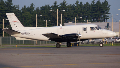 N116WA - Embraer EMB-110P1 Bandeirante - Wiggins Airways