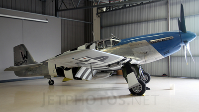 NL487FS - North American P-51C Mustang - Private