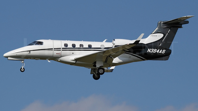 A picture of N394AS - Embraer Phenom 300 - Executive Flight Services - © Joe Osciak
