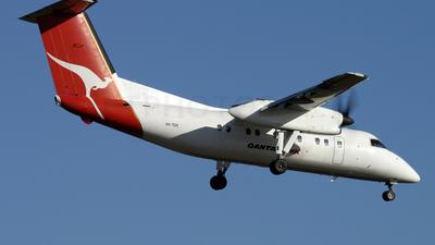 VH-TQN - Bombardier Dash 8-102 - QantasLink (Eastern Australia Airlines)