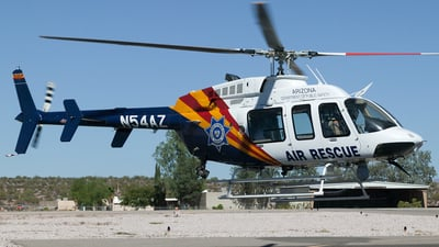 N54AZ - Bell 407 - United States - Arizona Department of Public Safety