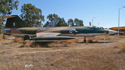 32730 - Lockheed F-104G Starfighter - Greece - Air Force