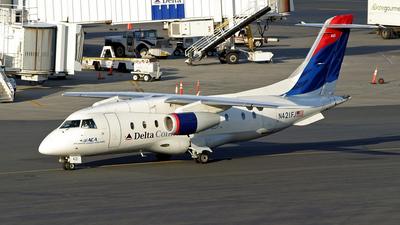 N421FJ - Dornier Do-328-300 Jet - Delta Connection (Atlantic Coast Airlines)