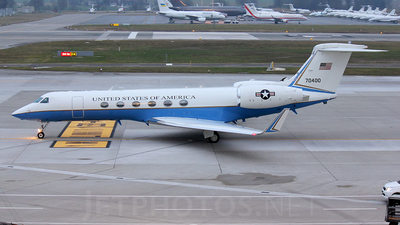 97-0400 - Gulfstream C-37A - United States - US Air Force (USAF)