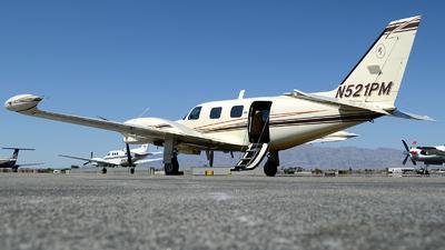 A picture of N521PM - Piper PA31T Cheyenne - [31T7720048] - © Khoa Vu