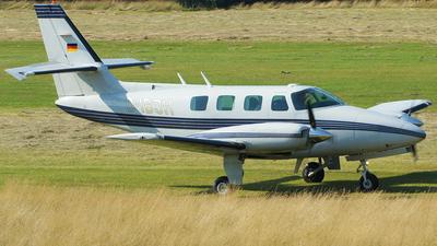 A picture of DIBJH - Cessna T303 Crusader - [T30300297] - © Marius Hoepner