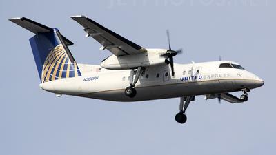 A picture of N360PH - De Havilland Canada Dash 8200 - [515] - © TarmacPhotos.com