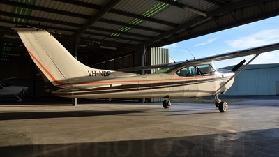 VH-NDP - Cessna R182 Skylane RG II - Aero Club - Redcliffe