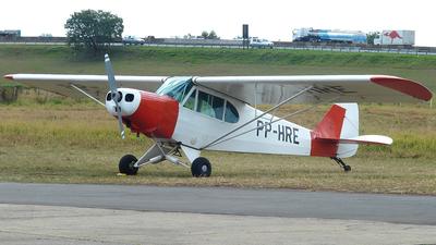 PP-HRE - Neiva P-56C Paulistinha - Aero Club - Campinas