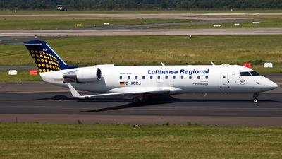 Bombardier CRJ-200ER - Lufthansa Regional (Eurowings)
