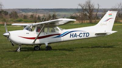 HA-CTD - Cessna 172M Skyhawk - Private