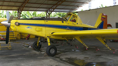 HC-CHE - Air Tractor AT-402B - AIFA