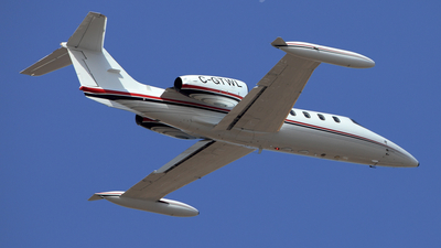 A picture of CGTWL - Learjet 35A - Orca Airways - © Mike MacKinnon