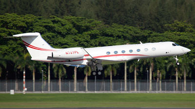 N757PL - Gulfstream G550 - Private