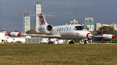 T-26 - Bombardier Learjet 35A - Argentina - Air Force