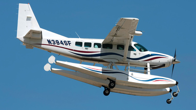 N394SF - Cessna 208 Caravan - SeaFlight Virgin Islands