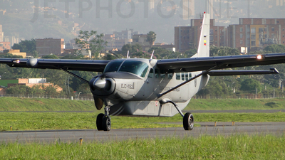 EJC1132 - Cessna 208B Grand Caravan - Colombia - Army