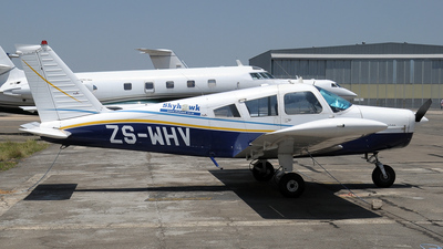ZS-WHV - Piper PA-28-180 Cherokee B - Private