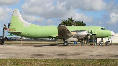 N588X - Convair CV-580(F)(SCD) - Air Tahoma