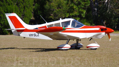 VH-SLZ - Cavalier SA102.5 - Private