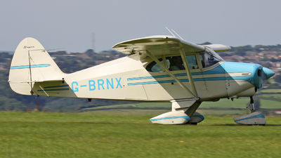 G-BRNX - Piper PA-22-150 Tri-Pacer - Private
