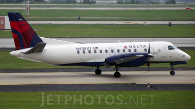 N439XJ - Saab 340B+ - Delta Connection (Mesaba Airlines)