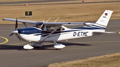 D-ETMC - Cessna T182T Turbo Skylane - Private