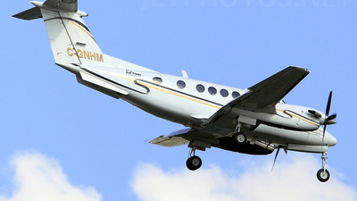 C-GNHM - Beechcraft 200 Super King Air - Air Tindi
