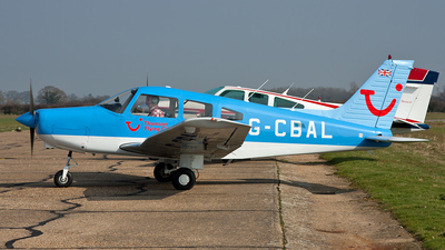 G-CBAL - Piper PA-28-161 Warrior II - Thomson Flying Club