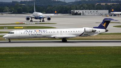 EI-DRK - Bombardier CRJ-900ER - Air One CityLiner