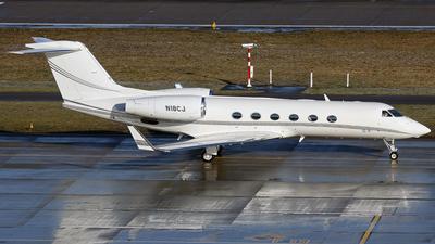 N18CJ - Gulfstream G450 - Private