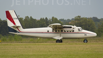2036 - De Havilland Canada DHC-6-200 Twin Otter - Paraguay - Air Force