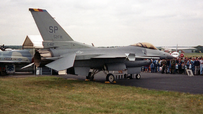 91-0412 - General Dynamics F-16C Fighting Falcon - United States - US Air Force (USAF)