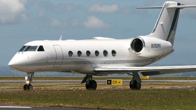 N350FK - Gulfstream G350 - Executive Jet Shares
