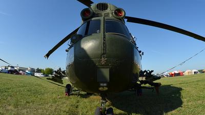 7340 - PZL-Swidnik Mi-2 Hoplite - Poland - Army