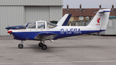 A picture of GLFSA - Piper PA38112 - [3878A0430] - © Planet Aircraft