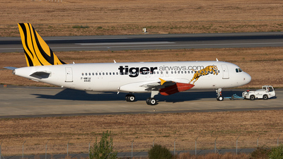 F-WWIH - Airbus A320-232 - Tiger Airways