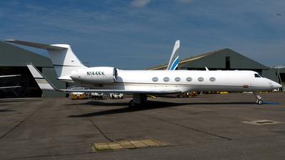 N144KK - Gulfstream G-V - GC Air
